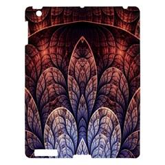 Abstract Fractal Apple iPad 3/4 Hardshell Case