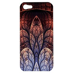 Abstract Fractal Apple iPhone 5 Hardshell Case