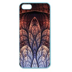 Abstract Fractal Apple Seamless iPhone 5 Case (Color)