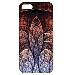 Abstract Fractal Apple Iphone 5 Hardshell Case With Stand