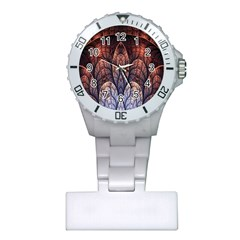 Abstract Fractal Plastic Nurses Watch
