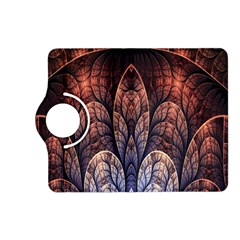 Abstract Fractal Kindle Fire HD (2013) Flip 360 Case