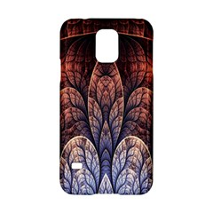 Abstract Fractal Samsung Galaxy S5 Hardshell Case
