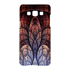 Abstract Fractal Samsung Galaxy A5 Hardshell Case