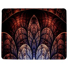 Abstract Fractal Jigsaw Puzzle Photo Stand (Rectangular)