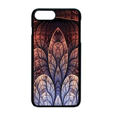 Abstract Fractal Apple Iphone 7 Plus Seamless Case (black)