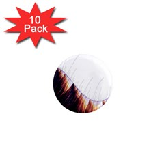 Abstract Lines 1  Mini Magnet (10 pack)