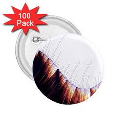 Abstract Lines 2 25  Buttons (100 Pack)