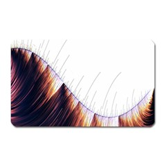 Abstract Lines Magnet (rectangular)