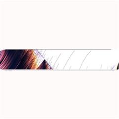 Abstract Lines Small Bar Mats