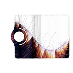 Abstract Lines Kindle Fire HD (2013) Flip 360 Case