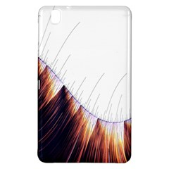 Abstract Lines Samsung Galaxy Tab Pro 8.4 Hardshell Case