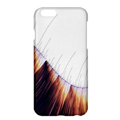 Abstract Lines Apple iPhone 6 Plus/6S Plus Hardshell Case
