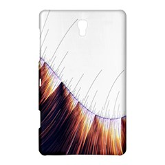 Abstract Lines Samsung Galaxy Tab S (8.4 ) Hardshell Case