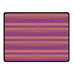 Lines Fleece Blanket (Small)