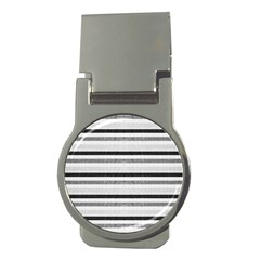 Lines Money Clips (Round)