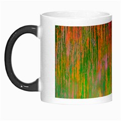 Abstract Trippy Bright Melting Morph Mugs