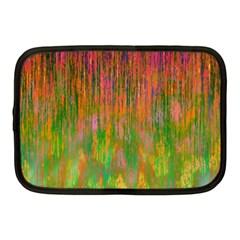Abstract Trippy Bright Melting Netbook Case (medium)