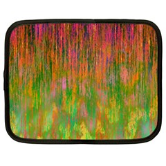 Abstract Trippy Bright Melting Netbook Case (xxl)