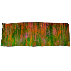 Abstract Trippy Bright Melting Body Pillow Case Dakimakura (Two Sides)
