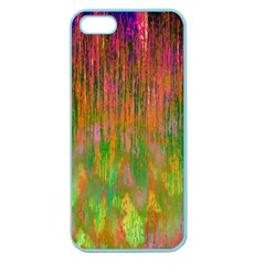 Abstract Trippy Bright Melting Apple Seamless Iphone 5 Case (color)