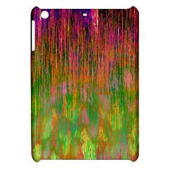 Abstract Trippy Bright Melting Apple iPad Mini Hardshell Case