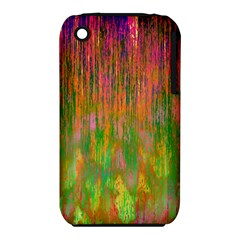 Abstract Trippy Bright Melting iPhone 3S/3GS