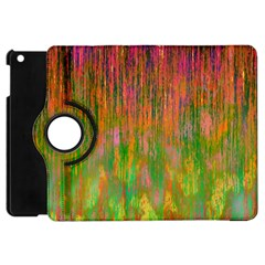 Abstract Trippy Bright Melting Apple iPad Mini Flip 360 Case