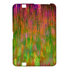 Abstract Trippy Bright Melting Kindle Fire HD 8.9