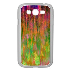 Abstract Trippy Bright Melting Samsung Galaxy Grand Duos I9082 Case (white)