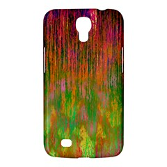 Abstract Trippy Bright Melting Samsung Galaxy Mega 6 3  I9200 Hardshell Case