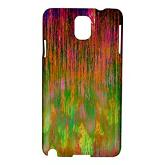 Abstract Trippy Bright Melting Samsung Galaxy Note 3 N9005 Hardshell Case