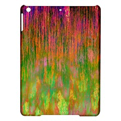 Abstract Trippy Bright Melting Ipad Air Hardshell Cases