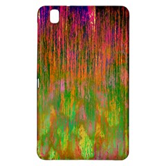Abstract Trippy Bright Melting Samsung Galaxy Tab Pro 8.4 Hardshell Case