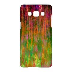 Abstract Trippy Bright Melting Samsung Galaxy A5 Hardshell Case