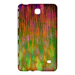 Abstract Trippy Bright Melting Samsung Galaxy Tab 4 (7 ) Hardshell Case