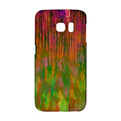 Abstract Trippy Bright Melting Galaxy S6 Edge
