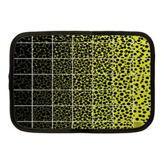 Pixel Gradient Pattern Netbook Case (medium)