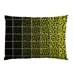 Pixel Gradient Pattern Pillow Case (two Sides)