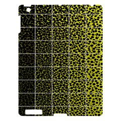 Pixel Gradient Pattern Apple iPad 3/4 Hardshell Case
