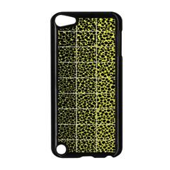 Pixel Gradient Pattern Apple iPod Touch 5 Case (Black)