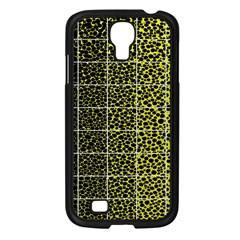 Pixel Gradient Pattern Samsung Galaxy S4 I9500/ I9505 Case (Black)