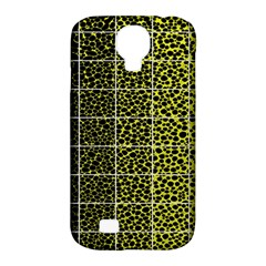 Pixel Gradient Pattern Samsung Galaxy S4 Classic Hardshell Case (PC+Silicone)