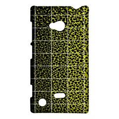 Pixel Gradient Pattern Nokia Lumia 720