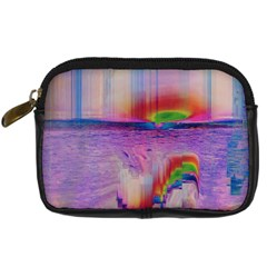 Glitch Art Abstract Digital Camera Cases