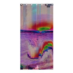 Glitch Art Abstract Shower Curtain 36  x 72  (Stall)