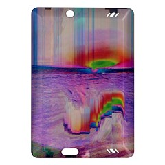 Glitch Art Abstract Amazon Kindle Fire Hd (2013) Hardshell Case