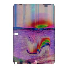 Glitch Art Abstract Samsung Galaxy Tab Pro 10.1 Hardshell Case