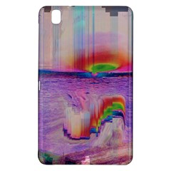 Glitch Art Abstract Samsung Galaxy Tab Pro 8.4 Hardshell Case
