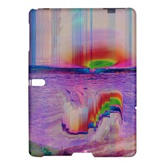 Glitch Art Abstract Samsung Galaxy Tab S (10.5 ) Hardshell Case